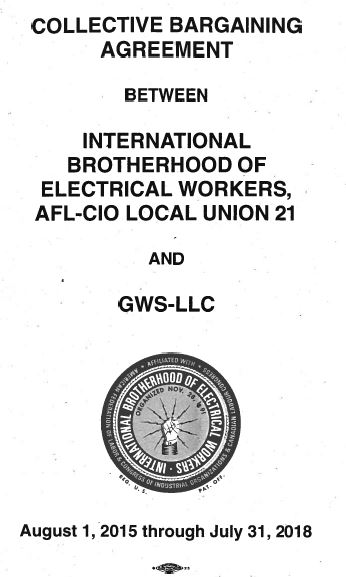 Ibew Local Union 21