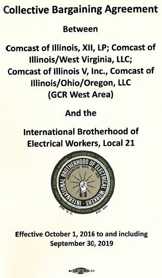 Ibew Illinois Map.Ibew Local Union 21